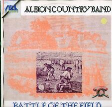 "ALBION COUNTRY BAND "" BATTLE OF THE FIELD ""LP  NUOVO ORIZZONTE - RICORDI"