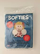 Softies Cheerleader Craft Kit: Magnet, Ornament or Pin