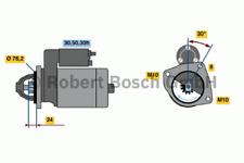 STARTER-BOSCH 0 986 017 110 (incl. 29,75 € pegno)