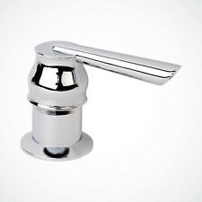 New Contemporary Kitchen Sink Soap Dispenser Bottle Pump Bottle Polished Chrome