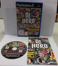 Console Gioco Game SONY Playstation 2 PS2 Play PAL ITALIANO DJ HERO - Activision