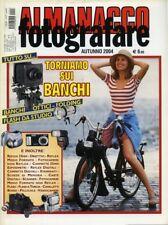 * ALMANACCO fotografare N°4 / 2004 - AUTUNNO 2004