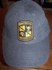 NEW US Army Hat Leadership Excellence GoArmy.com ROTC Baseball Cap Gray