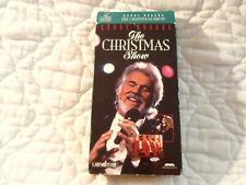 KENNY ROGERS THE KEEP CHRISTMAS WITH YOU SHOW VHS BOYZ II MEN TRISHA YEARWOOD