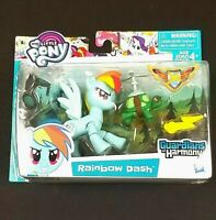 My Little Pony Guardians of Harmony Rainbow Dash Action Figure by Hasbro 2016