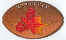 """1983-84 PHILADELPHIA STARS USFL FOOTBALL 4"""" TEAM PATCH"""