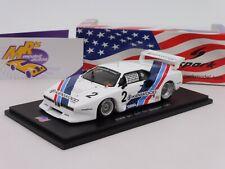 "Spark US043 # BMW M1 Gruppe 5 6h. Mosport 1981 No. 2 "" Hobbs - Stuck "" 1:43 NEU"