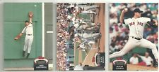 Boston Red Sox 1992 Stadium Club 34-cd Baseball Team Set  Wade Boggs  Mo Vaughn