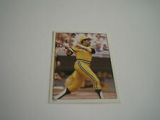 1981 TOPPS BASEBALL WILLIE STARGEL STICKER #215 **PITTSBURGH PIRATES**