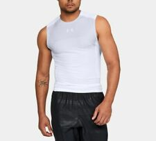 Men's Under Armour UA Vanish Compression Sleeveless Vest 1320198 New Size L