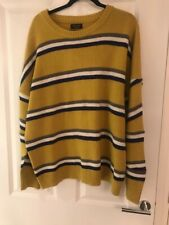 3c7a664a Zara Jumpers Striped Jumpers & Cardigans for Men for sale | eBay