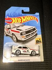 🏁 Hot Wheels 1984 Audi Sport Quattro 🏁