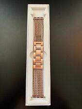 Tujuio Mesh Loop Band Apple Watch 38mm Series 3 Gold