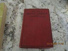 1924 Radio Amateurs Handbook. Third Printing.