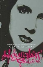 Hourglass by Claudia Gray Paperback Vampire Fiction Book FREE POSTAGE