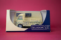 Citroen H-Type Pick up Plateau Transhumance Mud with sheep,Scale 1:43 by Eligor