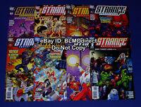 2009 Strange Adventures 1 2 3 4 5 6 7 8 Full & Complete Run DC Comics 1 8