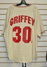 Ken Griffey Jr jersey sz XL new with tags RaRe Mint Cincinnati Reds MLB #30