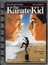 "FILM DVD SUPER JEWEL BOX ""THE KARATE KID PER VINCERE DOMANI"" COLUMBIA DC 03520"