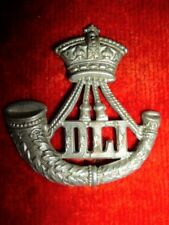 South Africa - South African Durban Light Infantry Victorian Crown Cap Badge
