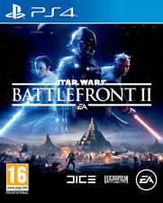 "Juego Sony PS4 ""Star Wars Battlefront II"""