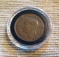1939 1/2 Penny, Australia