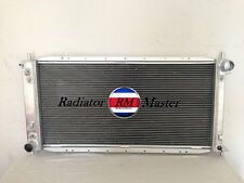 Aluminum Radiator For 1997-1998 Ford F-150 F-250 / Ford Expedition 4.2L 4.6L V8