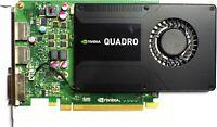 nVidia Quadro K2200 - 4GB GDDR5 PCIe-x16 FH (VCQK2200)