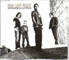 OUR LADY PEACE - SOMEWHERE OUT THERE - RARE PROMO CD SINGLE - MINT