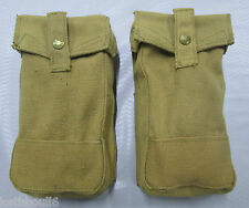 WW2 Canadian. Aussie issue basic pouch Mk111 ,1943