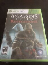 Assassin's Creed: Revelations (Microsoft Xbox 360, 2011) INCLUDES 3D GLASSES