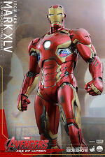 Hot Toys Iron Man Mark XLV Avengers Age of Ultron 1/4 Scale Figure IN STOCK