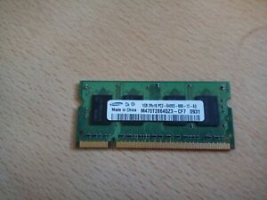 Samsung M470T2864QZ-CF7 1GB PC2-6400