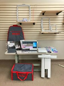 Pfaff Creative Vision Sewing and Embroidery Machine