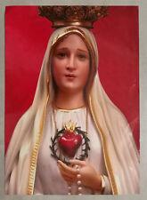 Grande Santino Holy Card stampa Maria, Stella della Nuova Evangelizzazione Mira