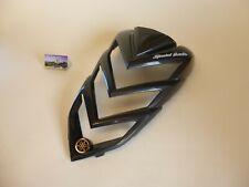 Black Carbon Grill for 06-12 (excl. 09) Yamaha Raptor 700R - Tilton ATV