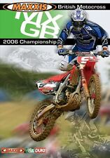 Maxxis British Motocross Championship - Official review 2006 (New DVD) MX