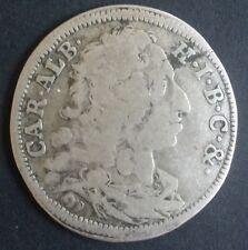 30 Kreuzer 1/2 Gulden 1732 Bayern Karl Albrecht 1726-1745 Silber Münze