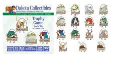 Dakota Embroidery Machine Design CD-Trophy Game 5x7 (970549)