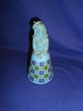 Vintage Avon Belle Scottish Lass Girl Bottle Sweet Honesty Cologne 5 ½ inch