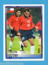 ROAD TO THE FIFA WC KOREA JAPAN 2002-Figurina n.59- ESTAY - CILE -NEW