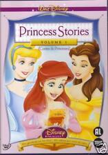 PRINCESS STORIES / CONTES DE PRINCESSES : WALT DISNEY  - DVD - nieuw nouveau