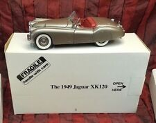 The Danbury Mint 1949 Jaguar XK120 1:24 Scale Die-Cast Car