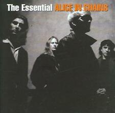 ALICE IN CHAINS - THE ESSENTIAL ALICE IN CHAINS NEW CD