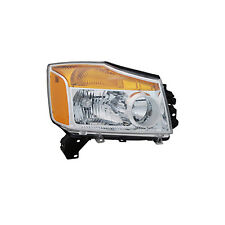 Replacement Headlight Assembly for 08-14 Titan (Passenger Side) NI2503168C