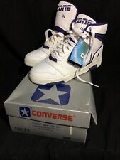 Vintage Converse ERX-150 Hi Top Shoes Cons Mismatched 10, 10.5 Deadstock