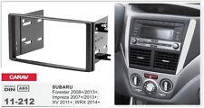 CARAV 11-212 2Din Kit de instalación de radio SUBARU Forester, Impreza, XV, WRX