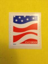 Scott# 4894 Forever Stamp Red, White and Blue (8 Stars)