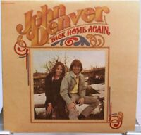 John Denver + CD + Back Home Again + 14 Songs + Special Edition mit Bonus Titel