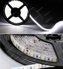4 x 50cm bianco luminoso illuminazione a LED striscia VETRINETTA Scaffale DISPLAY LUCE KIT